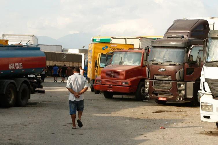 Transporte de cargas está praticamente de volta aos níveis pré-pandemia