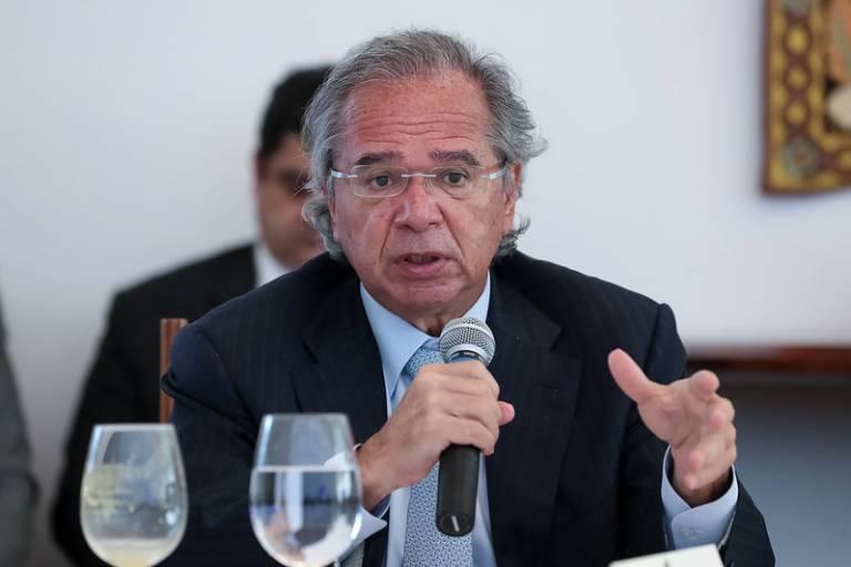Guedes: Projeto de autonomia do BC é fundamental para estabilidade monetária
