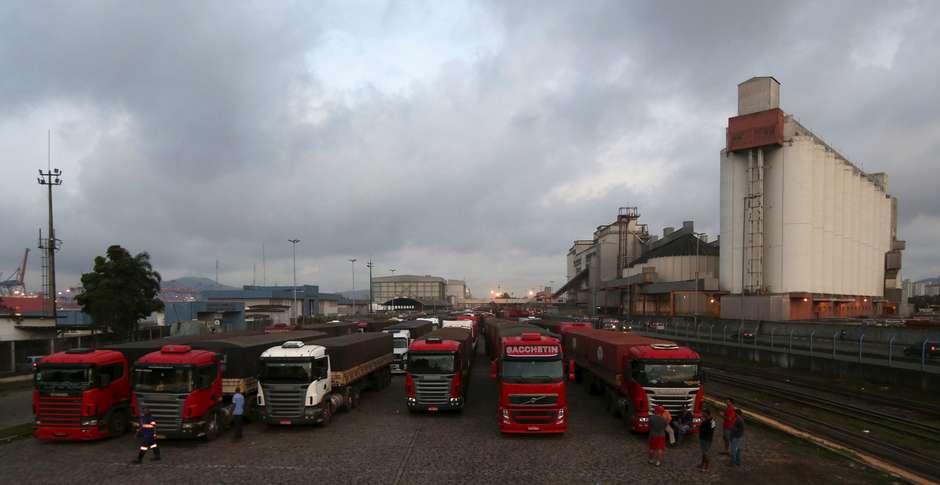 Transporte de cargas no Brasil tem alta de 51% ante pior momento da pandemia