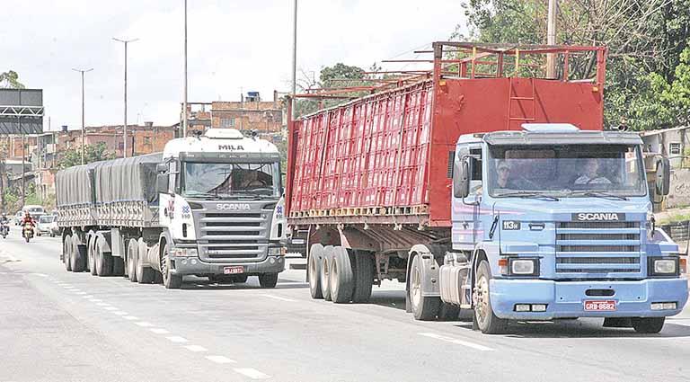 Setor de transporte de cargas aposta em ciclo de prosperidade em 2021